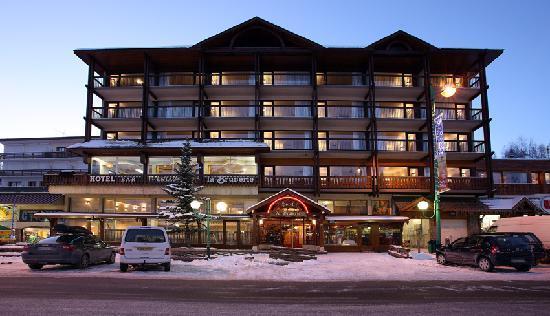Brunerie hotel les deux alpes frankrike omd men och for Hotels 2 alpes