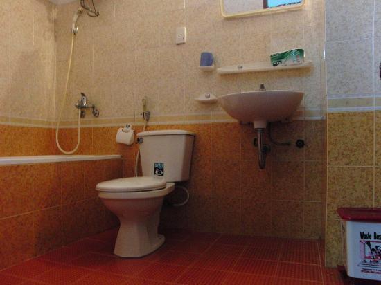 Star Binh Duong Hotel : bath room