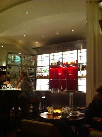 Le Royal Monceau-Raffles Paris: le bar