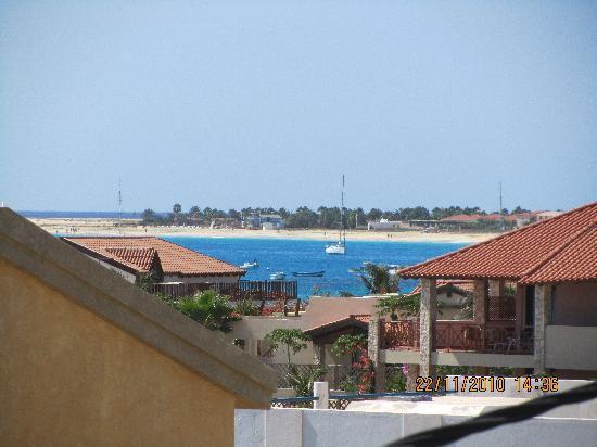 Aparthotel Ponta Preta: View from balcony