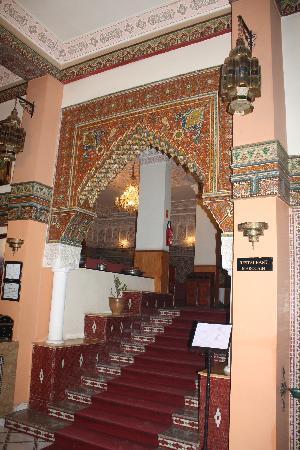 Ametis Nouzha Hotels Fez: lobby