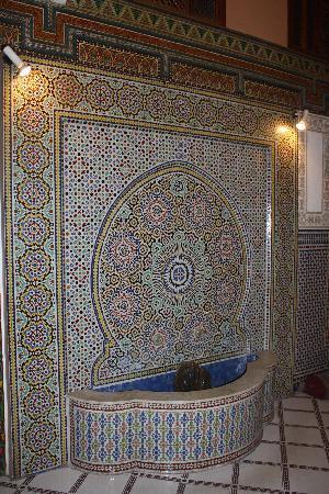 Ametis Nouzha Hotels Fez: restaurant