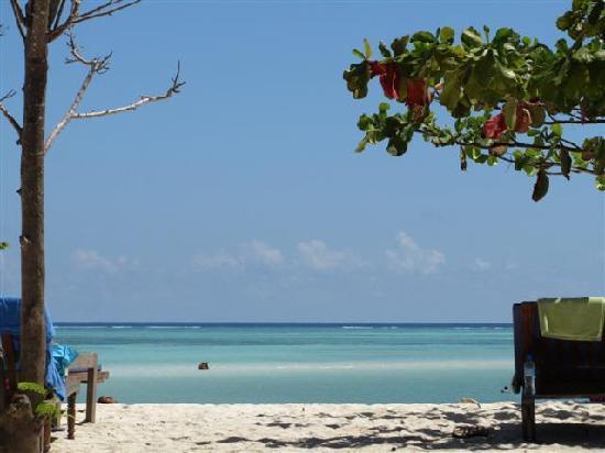 Neptune Pwani Beach Resort & Spa: indischer ozean