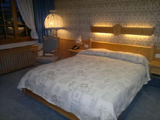 Hotel Le Grand Chalet: Room