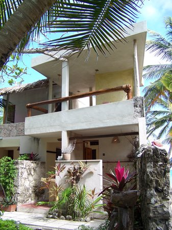 Rancho Caphe Ha: Two bedrooms/2 baths in this building