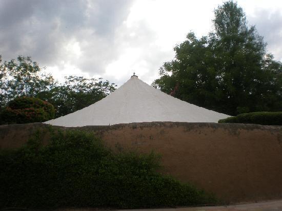 The Oberoi Rajvilas: Tent Room