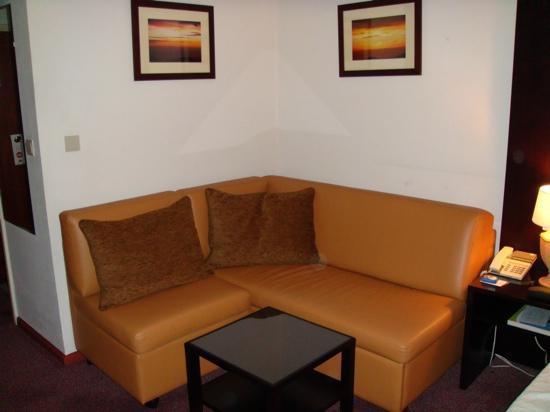 Hotel Canadiano: Canape