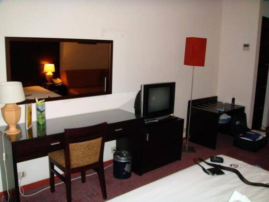 Hotel Canadiano: Tele