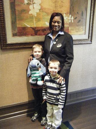 Doubletree by Hilton Orlando at SeaWorld: Doubletree's hidden gem - April Willis