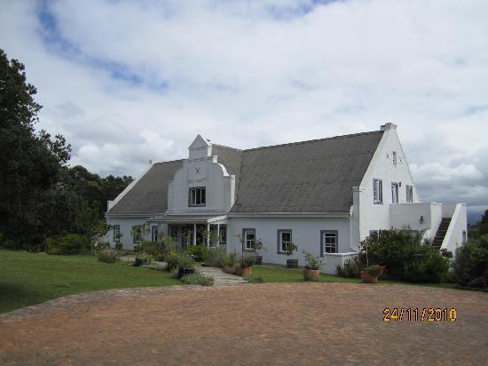 Fynbos Ridge Country House & Cottages: Fynbos Ridge - the main house