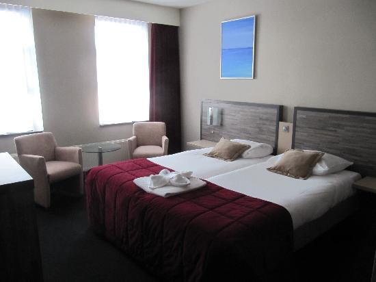 Fletcher Hotel-Restaurant Trivium: Our room
