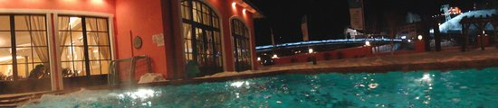 Cavallino Bianco Family Spa Grand Hotel: panoramica