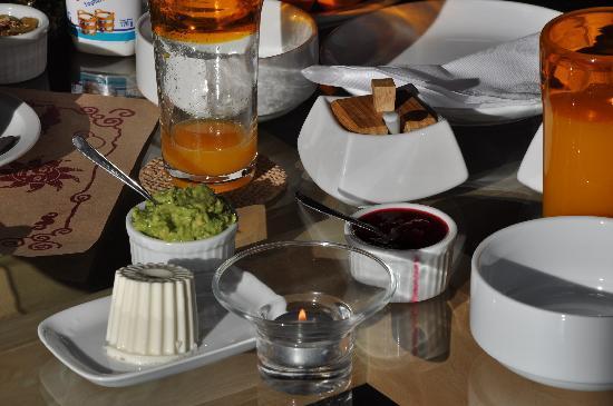 Ilaia Hotel: delicioso desayuno