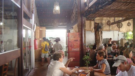 Mangai: Ambiente  exótico