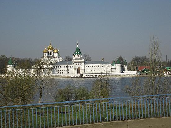 Kostroma, Rusia: Ipatievskiy Monastery
