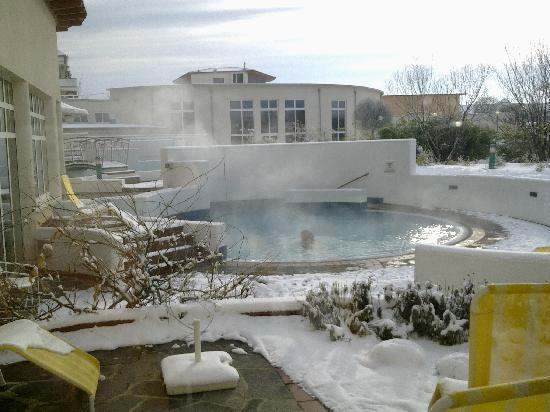 Reiters Finest Familyhotel: thermal outdoor pool