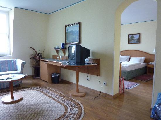 Berg- und Jagdhotel Gabelbach: Junior-Suite