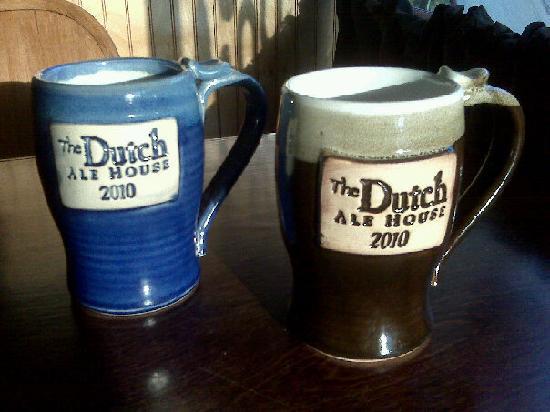 Dutch Ale House: Mug club