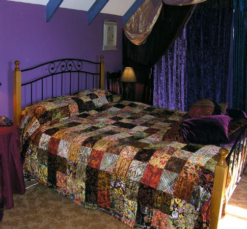 Ranui Retreat Bed and Breakfast: Morrocan Room