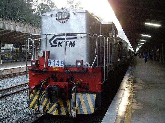 Malayan Railways