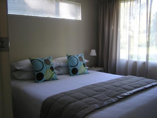 Ratanui Villas: 1 bedroom unit bedroom