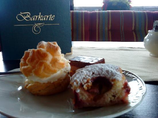 Hotel Edelweiss: Buffet à 16h, miam miam