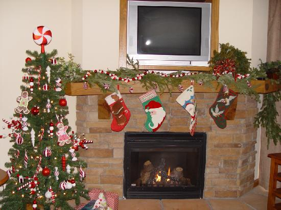 Holiday Inn Club Vacations Gatlinburg-Smoky Mountain: We decorated our place