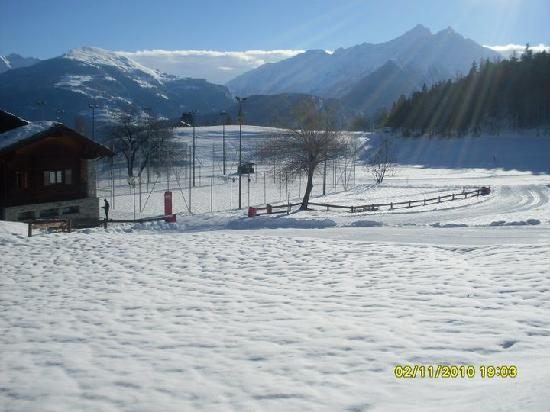 Saint Nicolas, Italy: dicembre 2010