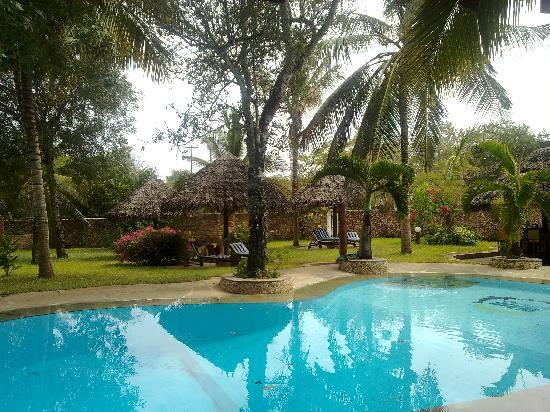 Diani Marine Divers Village: swiming pool