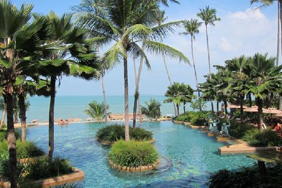 Anantara Bophut Koh Samui Resort: Pool
