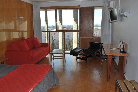 hotel le corbusier marseille france hotel reviews tripadvisor. Black Bedroom Furniture Sets. Home Design Ideas