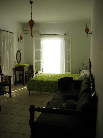Yperia Hotel: One of the rooms