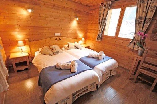 Cairn Lodge : Twin Room