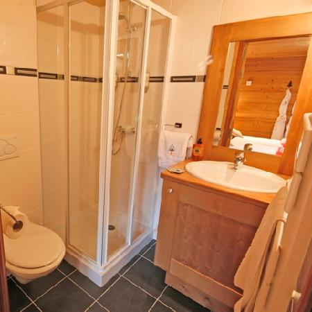 Cairn Lodge : Ensuite Shower Room
