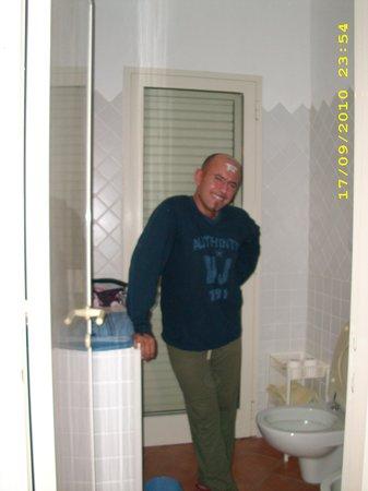 B&B Casa Derosas: bagno
