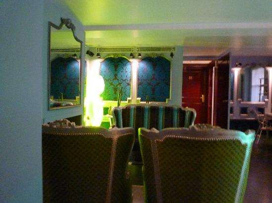 Hotel Design Sorbonne: cosy
