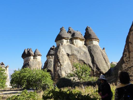 Cappadocia, Turchia: コメントを入力してください (必須)