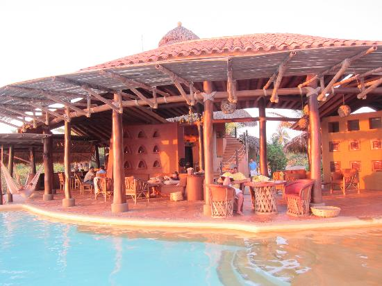 Playa Viva: Open air community lounge