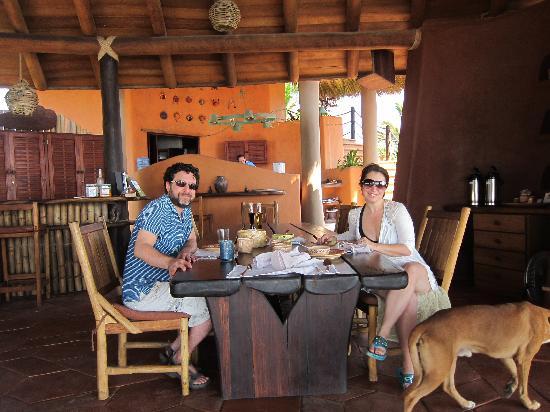 Playa Viva: Incredible food & presentation!