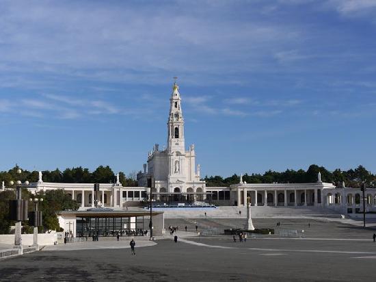 Fatima, Portugal: ファティマの大聖堂