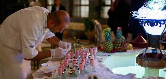 Beit Zafran Hotel de Charme: Chef Sewar