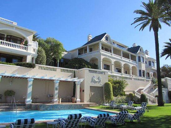 Ellerman House: Hotel and Pool