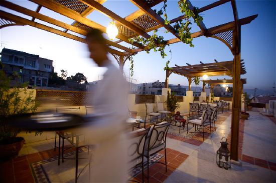 Beit Zafran Hotel de Charme: The Terrace