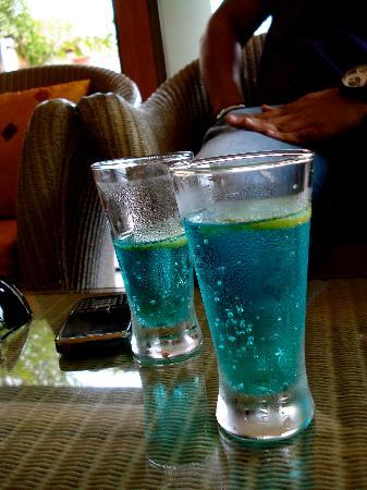Cidade de Goa: Welcoming Drink.