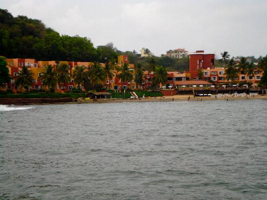 Cidade De Goa Cidede Resort S Private Beach