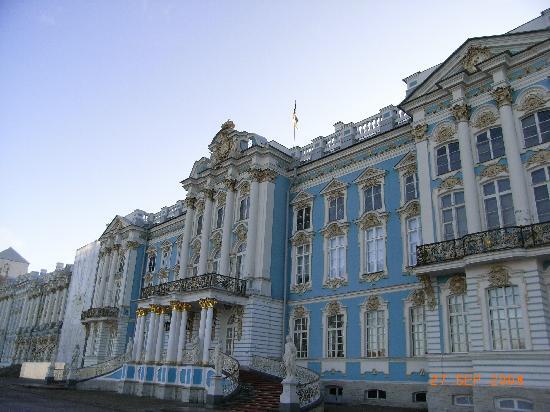 St. Petersburg, Russia: エカテリーナ宮殿
