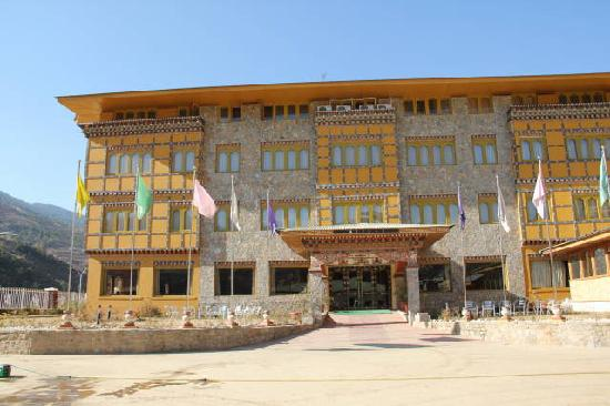 Hotel Migmar Front View