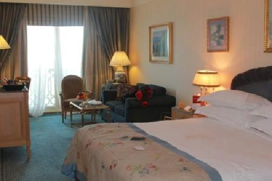 Le Vendome Beirut: Le Vendome InterContinental room 606