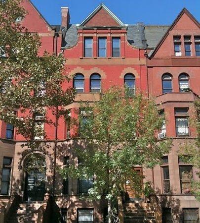 Photo of Mount Morris House New York City