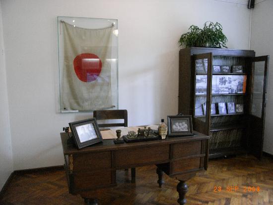 Sugihara House: 杉原千畝氏執務室